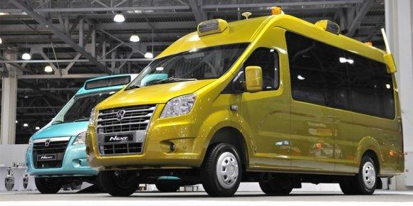 Электробус на автопилоте: Горьковский автозавод представил новую ГАЗель Next