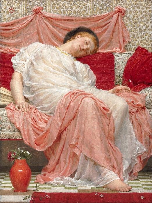 Когда появились первые кровати, почему наши предки спали дважды за ночь, а Петр I – сидя в шкафу