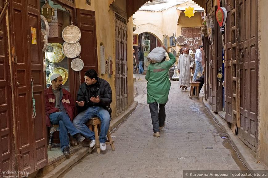 Марокко: такая работа