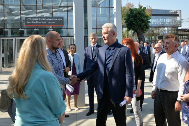 Собянин рассказал об итогах 8 лет работы на посту мэра Москвы