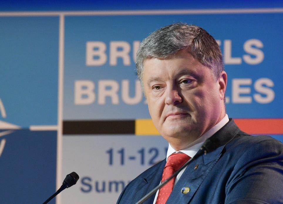Эксперт назвал выступление Порошенко на саммите НАТО попыткой пиара