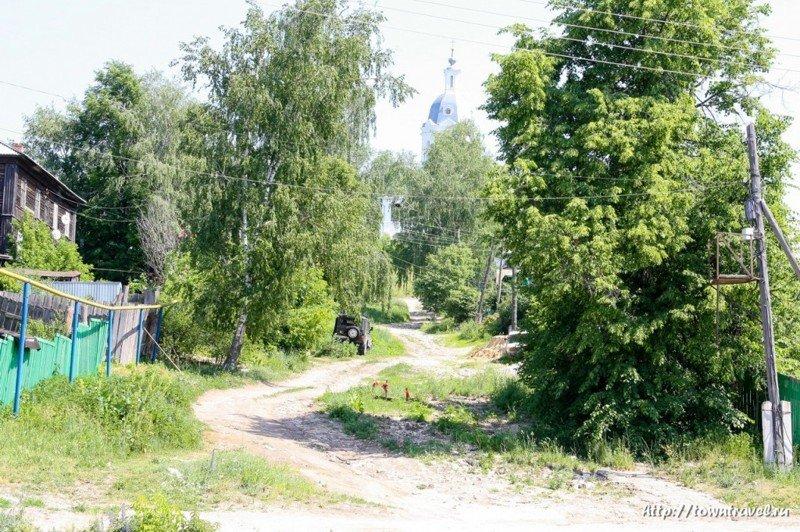 Ещё фото Касимова Провинция России, касимов, рязанская область, фоторепортаж
