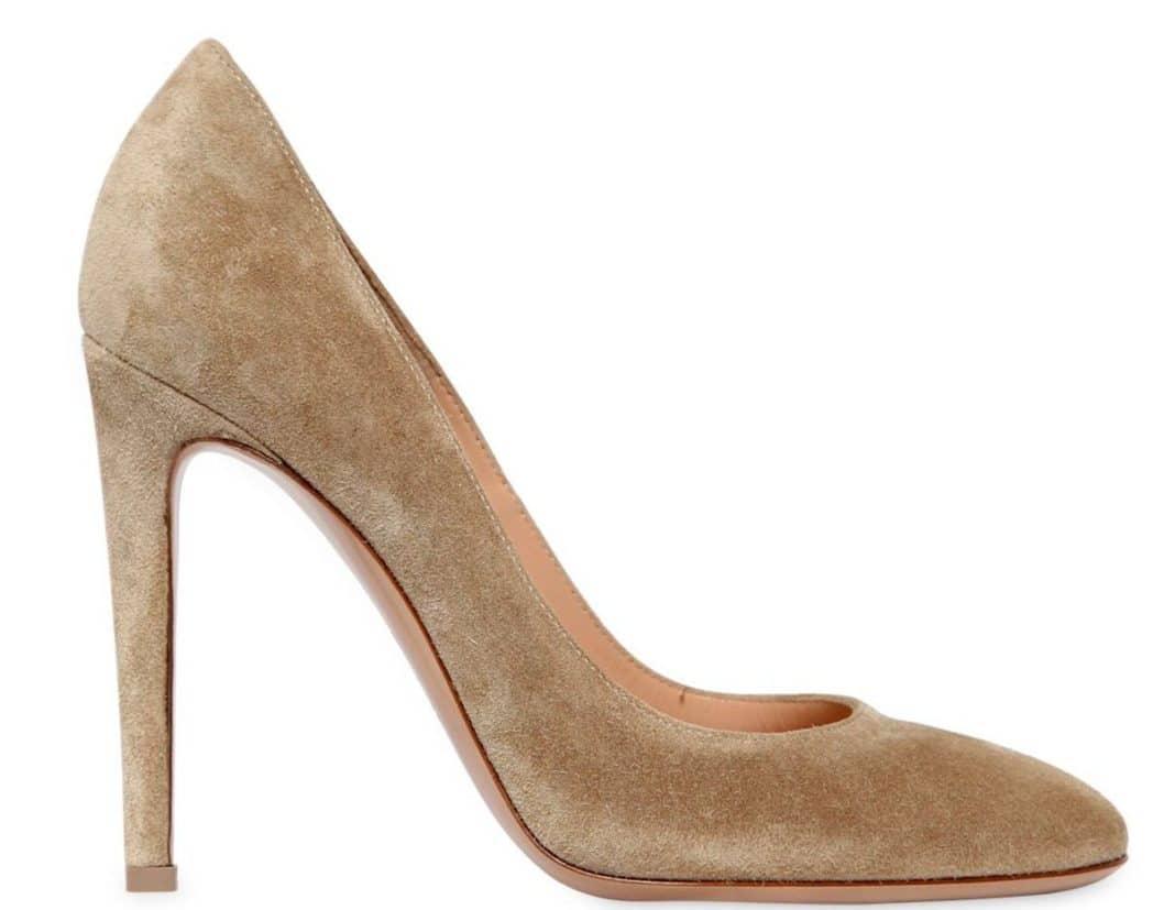 Правильный уход за обувью из искусственной и натуральной замши