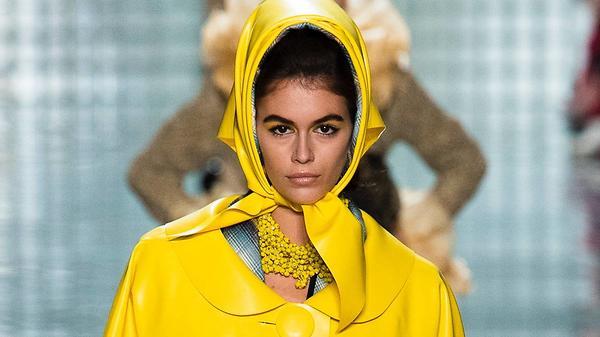 Неделя моды в Нью-Йорке: луч…