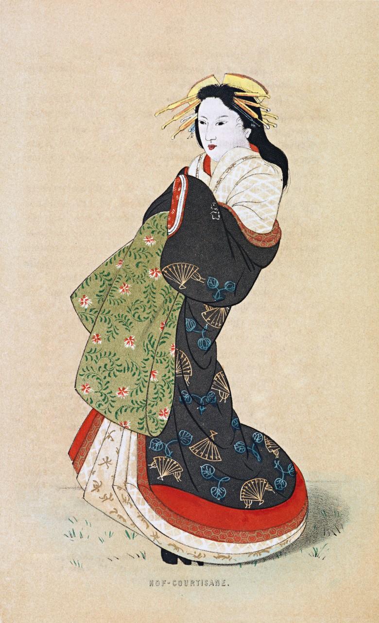 Упражнение гейши для похудения