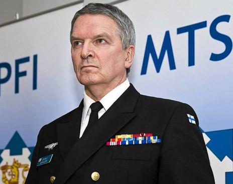 Глава военной разведки ЕС от…