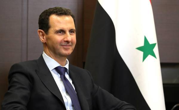 Асад обсудил сдипломатами Р…