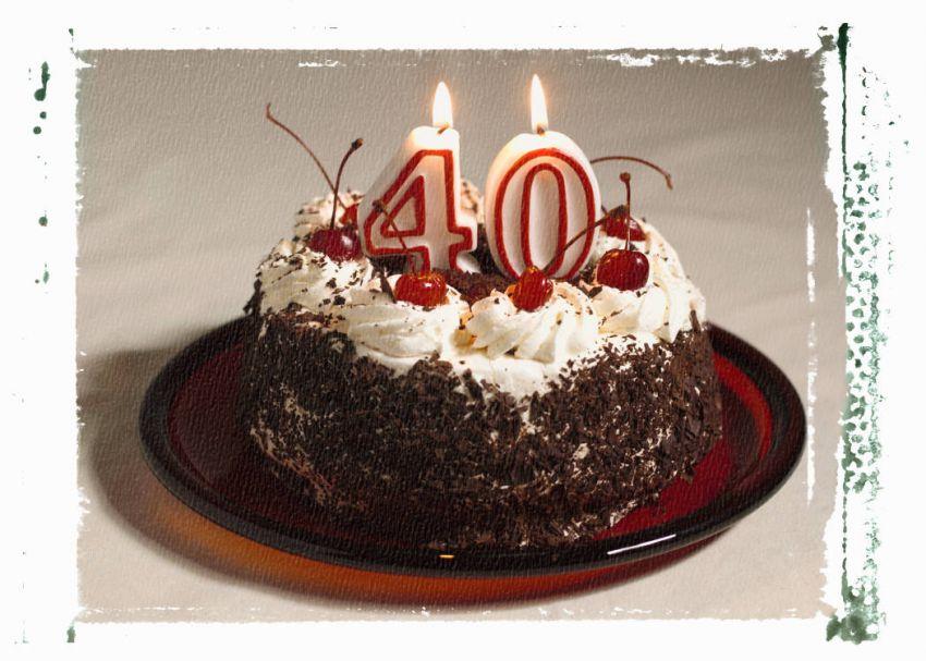 Поздравления сына с днем рождения 40 летием