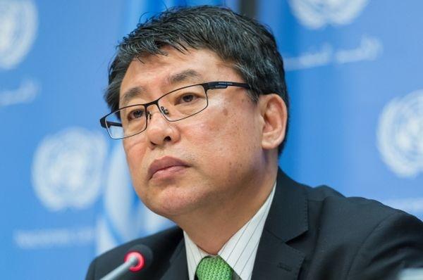 КНДР несобирается отказываться отядерного оружия: представитель вООН