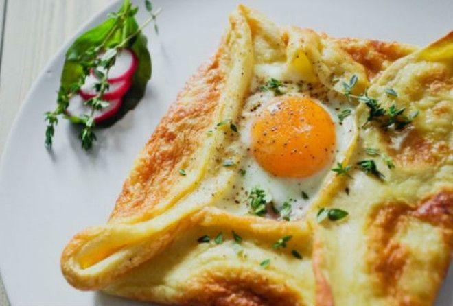 12 крутых завтраков для несп…