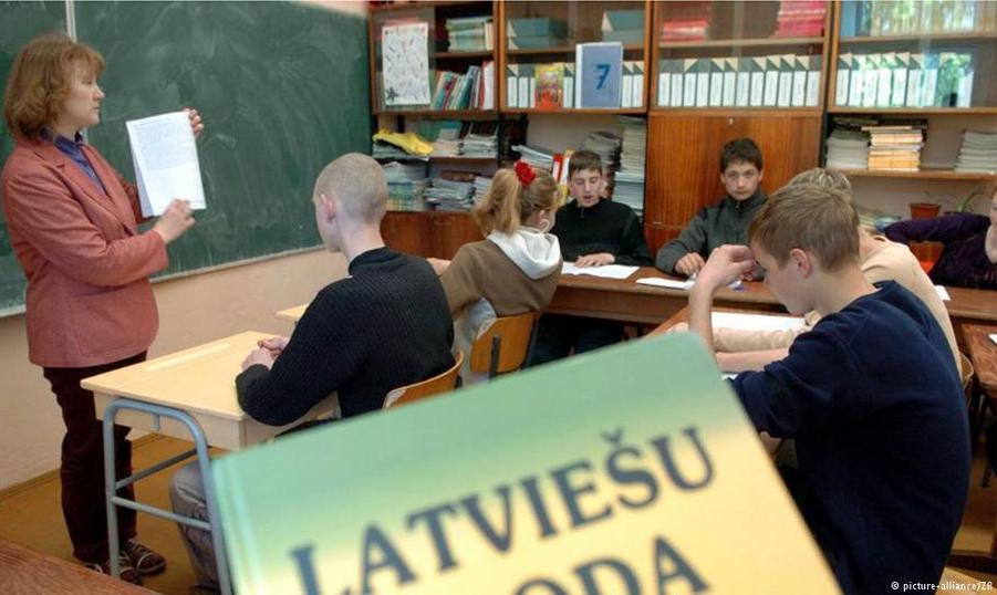 О дискриминации русских цивилизованными нациями