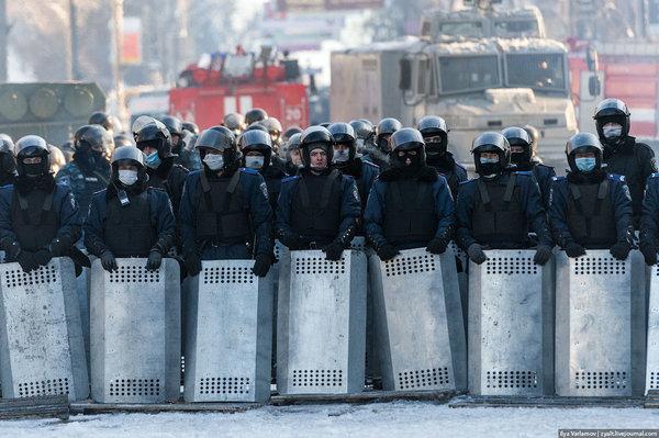 """Крымский """"Беркут"""". Они вернулись домой"""