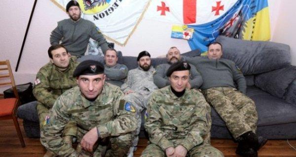 Gazeta Wyborcza: грузинский легион на Украине намерен добить «остатки СССР»
