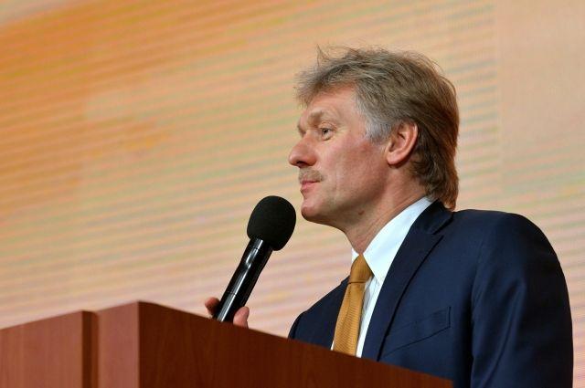 Песков назвал клеветой заявления о причастности РФ к протестам во Франции