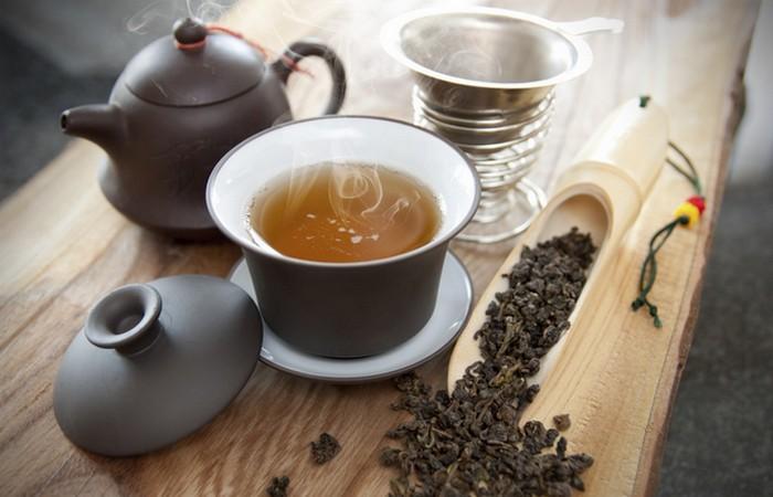 Польза черного чая: улучшение иммунной системы.