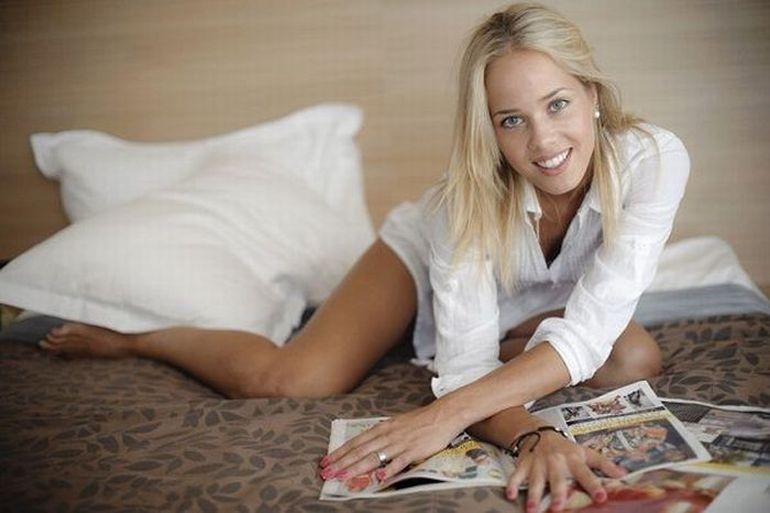 Антония Мисура - самая сексуальная баскетболистка