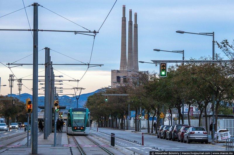 Чем Барселона хуже Бибирево путешествия, факты, фото