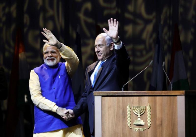 Индия намерена развивать военно-техническое сотрудничество с Израилем