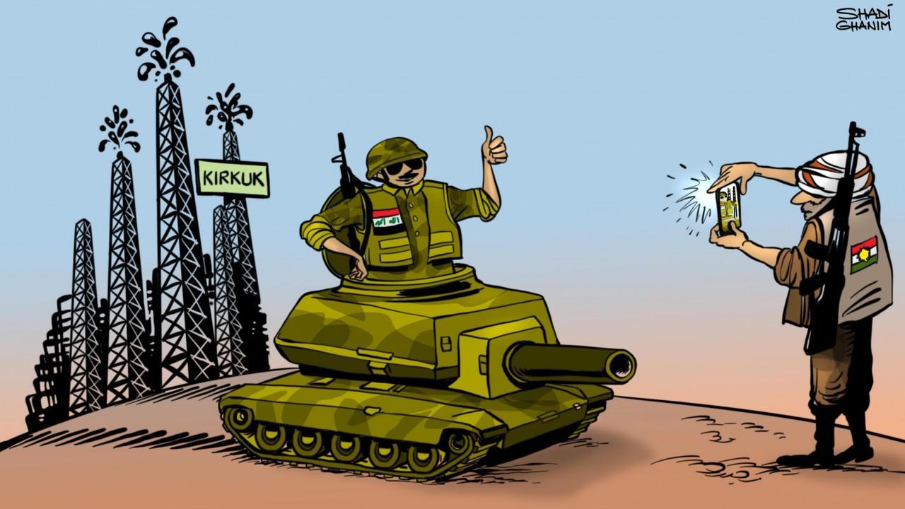 Хитрый план Барзани
