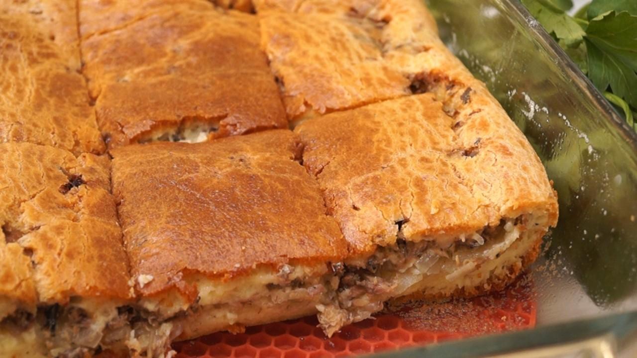 Пирог Выручайка! Быстро и Волшебно Вкусно!
