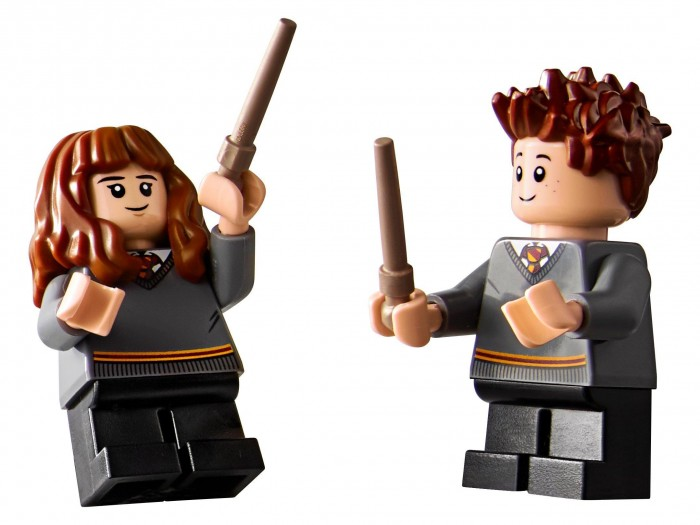Лего по Гарри Поттеру