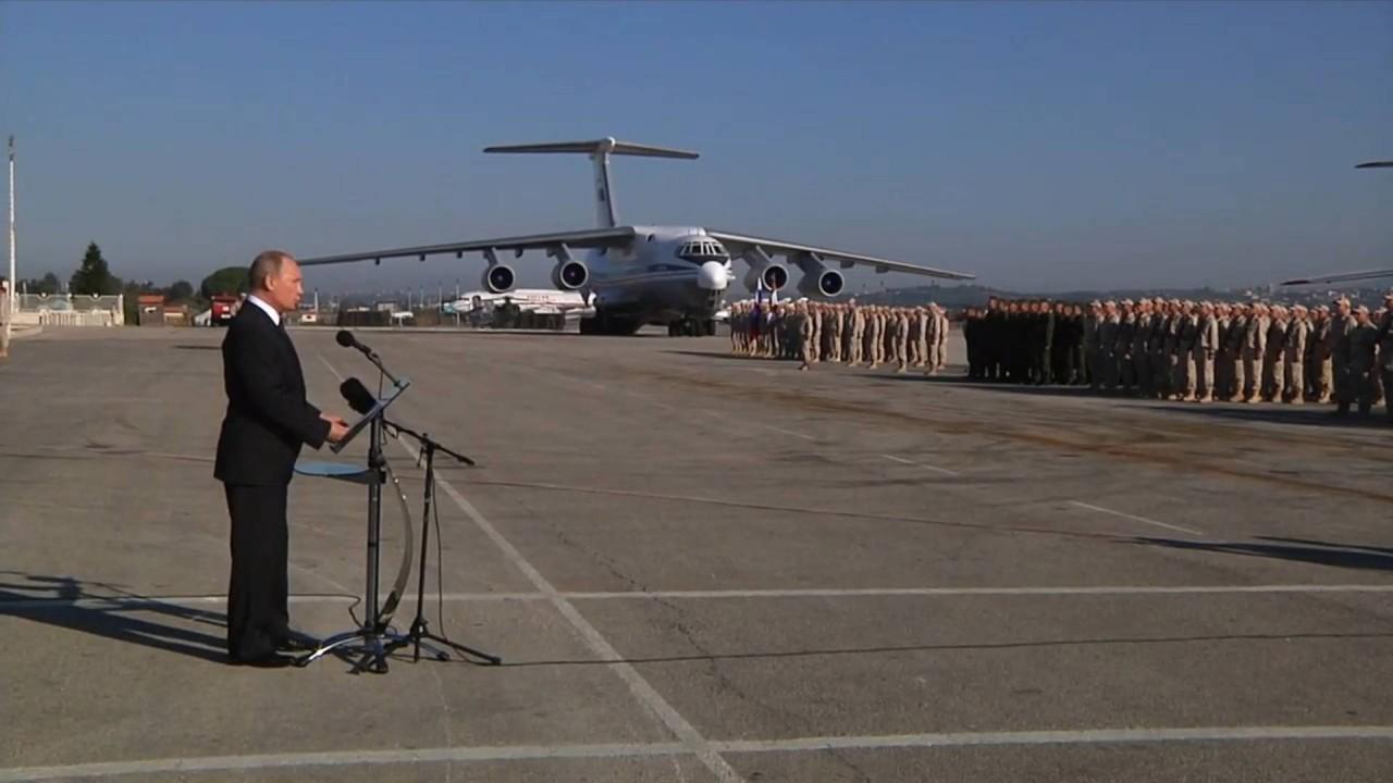 России удалось не повторить в Сирии афганских ошибок