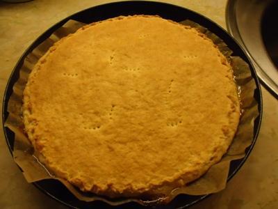 Пирог «Лимонник» — прелесть, просто прелесть!