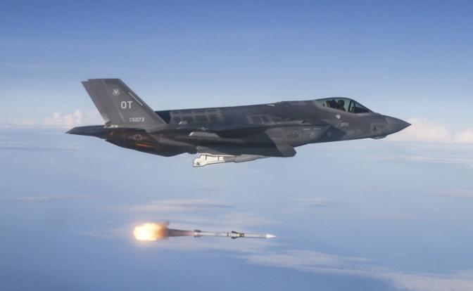 Чудо ВВС Израиля: Как F-35 российские С-300 «посрамили»