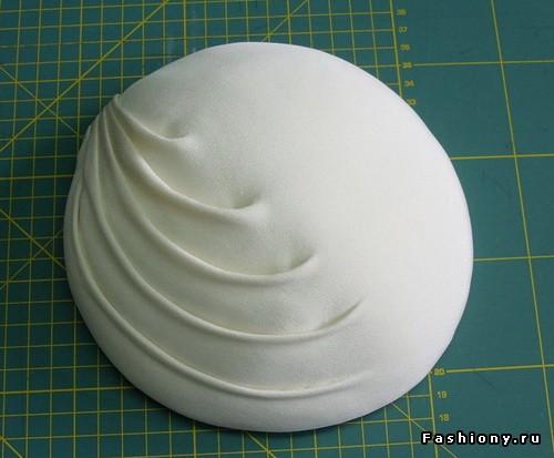 Как сшить шляпки своими руками