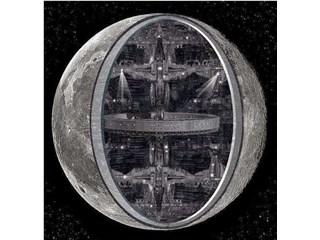"""Луна - спутник Земли или космическая станция слежения """"чужих""""?"""