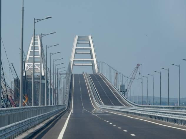 Крымский мост хотят связать …