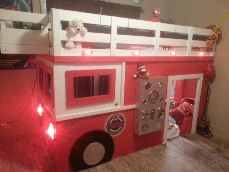 Потрясающие идеи оформления комнаты для ребёнка