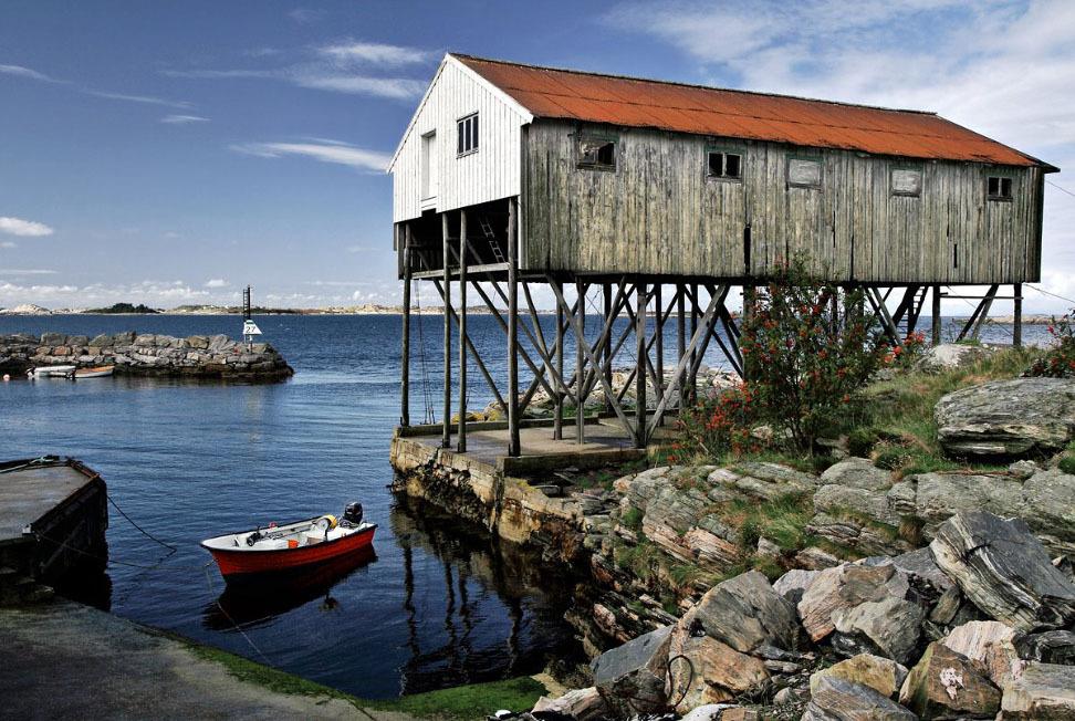 Норвегия в фотографиях Kilian Schönberger