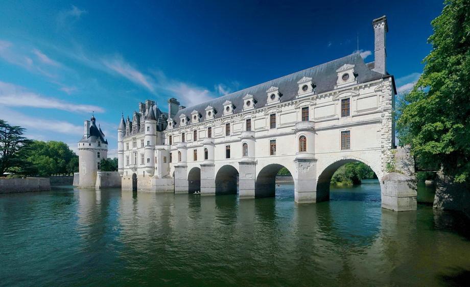 Замки Луары. Франция