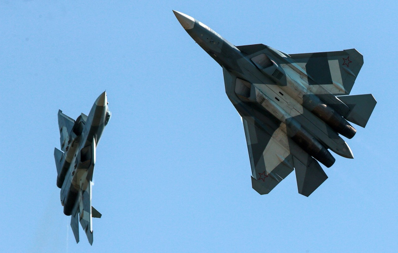 Второй контракт на поставку 13 серийных истребителей Су-57 будет заключен в 2020 году