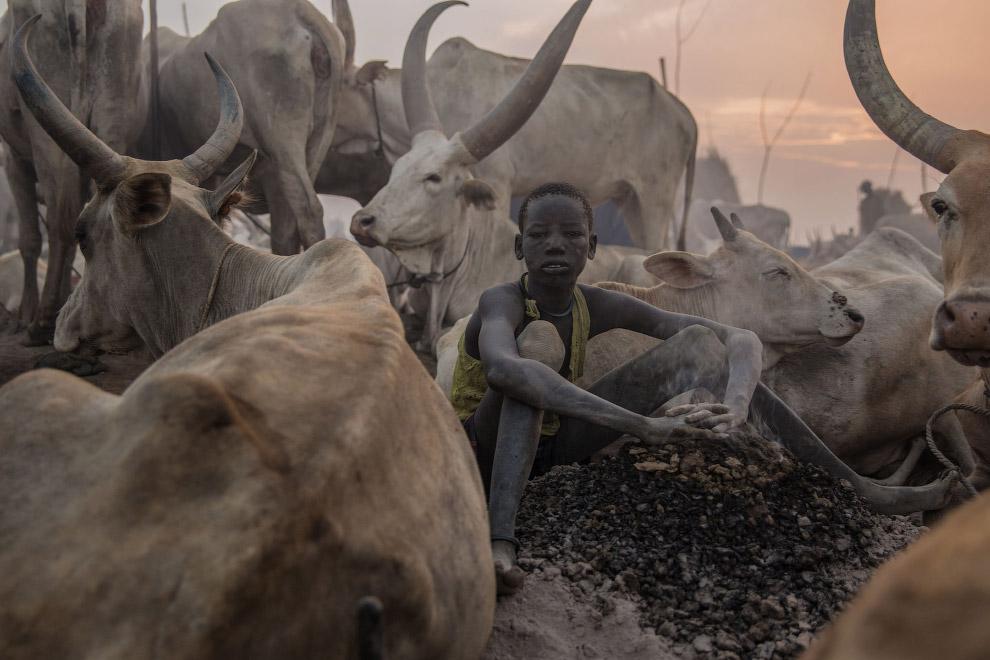 Динка — народ, населяющий Южный Судан