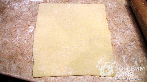 Самса с сыром для ленивых фото к рецепту 5