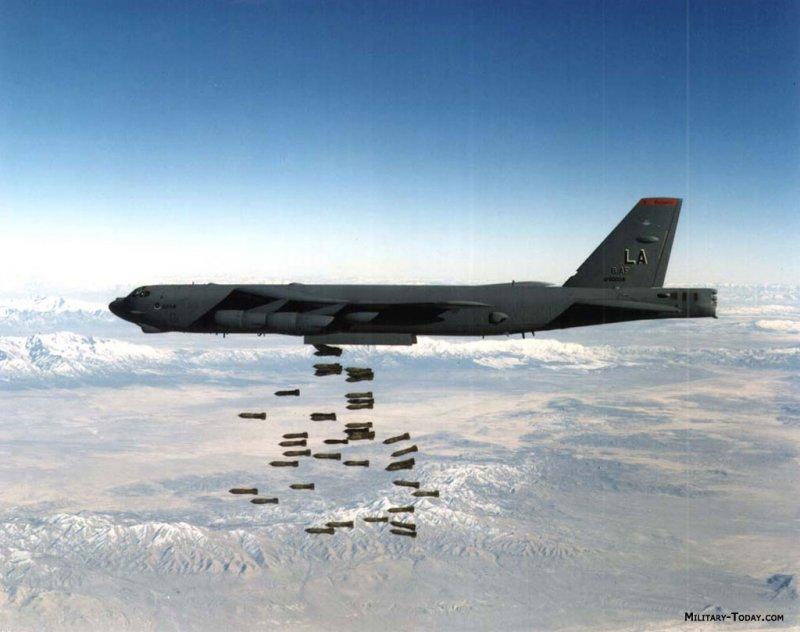 10 лучших бомбардировщиков. Часть вторая