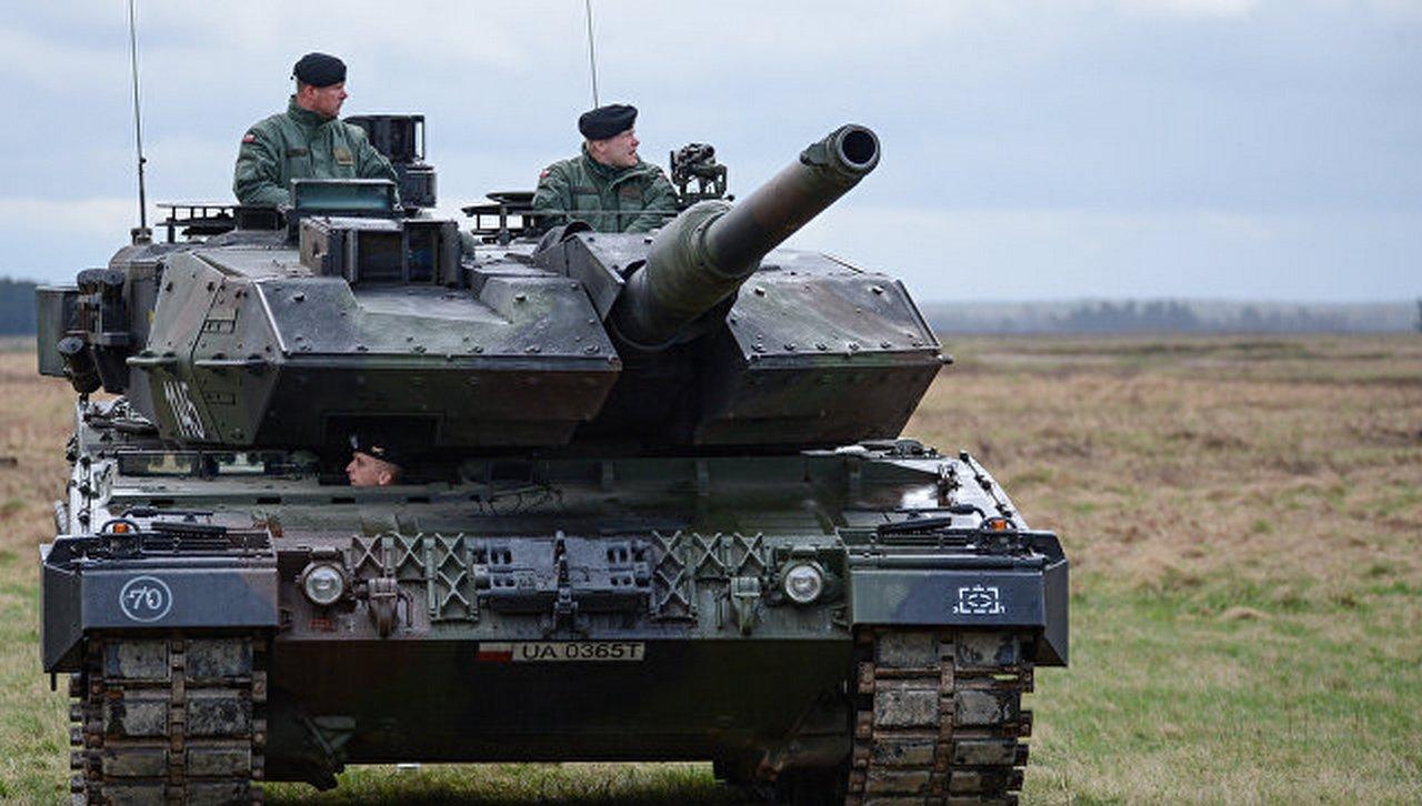 Польша просит танки вместо м…