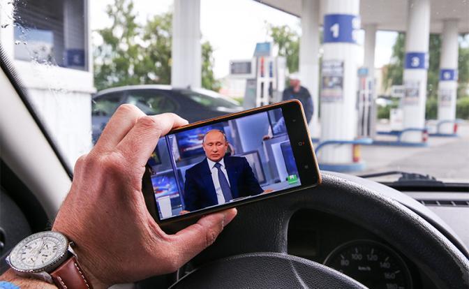 Бензиновый узел правительство развязать не сможет еще долго