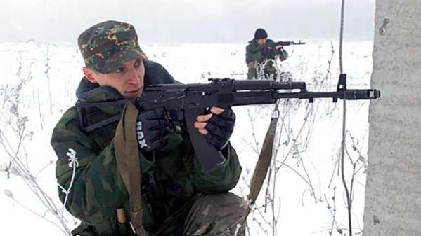 Ополченцы усиливают кольцо вокруг Дебальцева