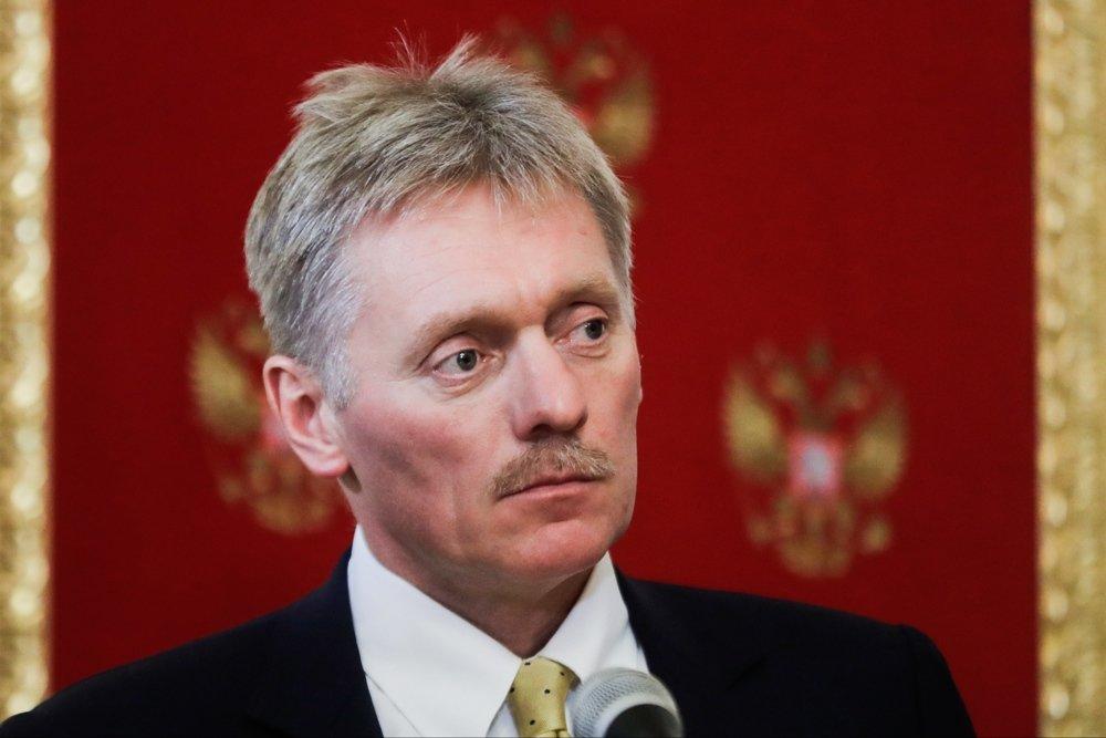 В Кремле ответили на заявление Болтона по украинским морякам