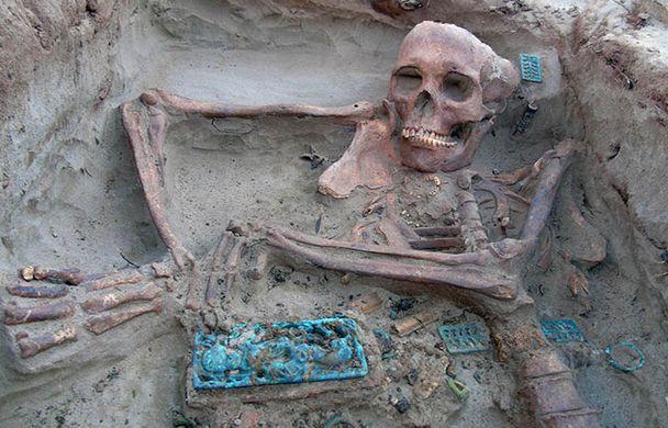 В Сибири обнаружили древних модельеров
