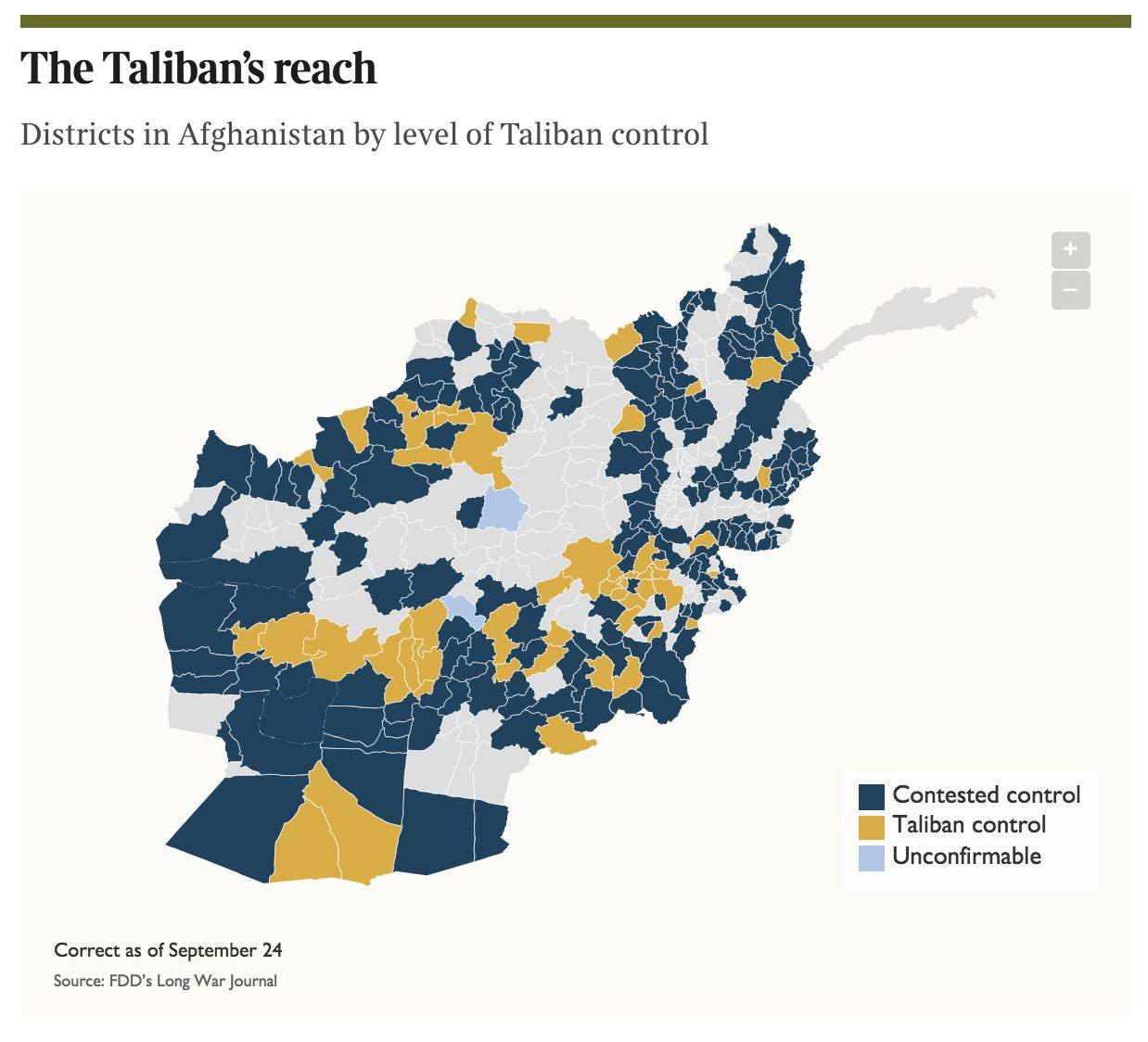 Талибан собирается выиграть