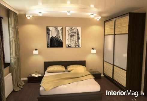 Дизайн комнаты на 12 метров