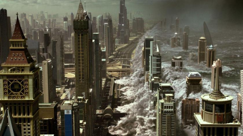 Тонут целые города: в США бушует ураган