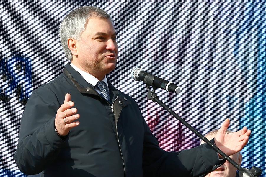 Крымский ущерб. Володин не шутил, Госдума займется оценкой