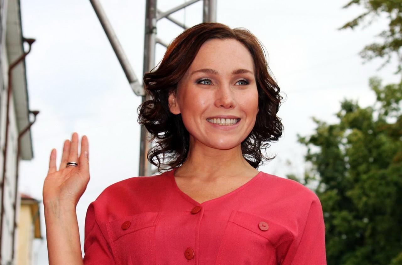 Дарья Екамасова впервые стала мамой