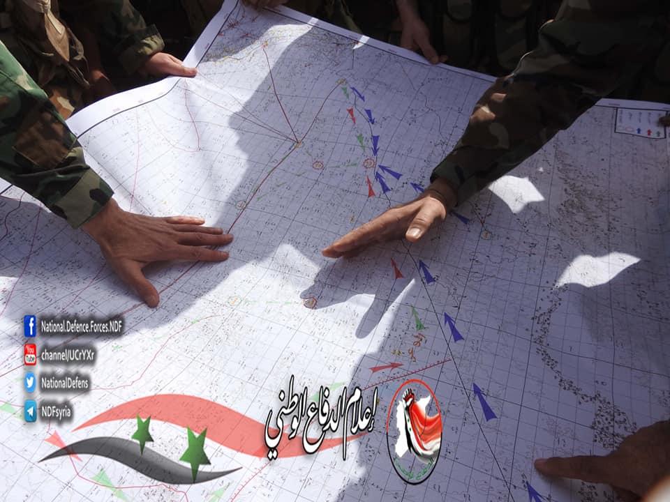 КТО на границе Сирии и Ирака