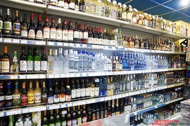 Как ограничат продажу алкоголя в Москве на майские праздники?
